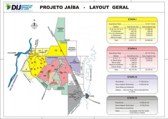 Layout Geral - Etapas 1, 2, 3 e 4