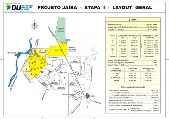 Layout Geral Etapa 1 - Ficha T�cnica