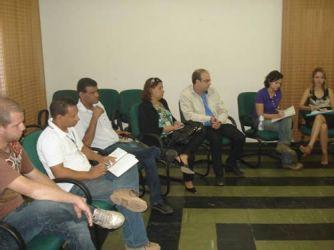 Reuni�o em Mocambinho sobre o Programa Bolsa Verde